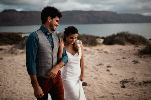 Wedding on Canary Islands / Hochzeit auf den Kanaren