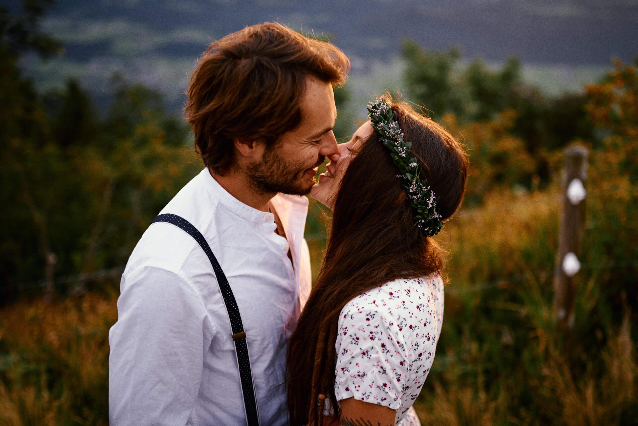 Rebecca und Lucas